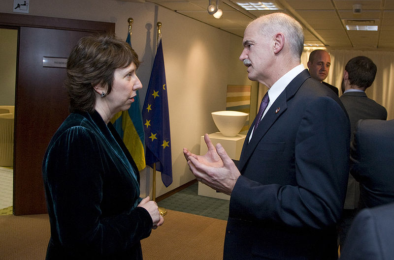 File:Catherine Ashton - George Papandreou (2009-11-19).jpg