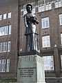 Catherine Booth Statue, Champion Park SE5 - geograph.org.uk - 1312912.jpg