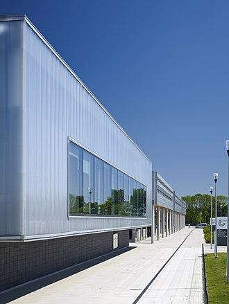 Rutland - Catmose College, Oakham, main building