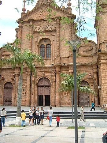 Cattedrale santa cruz