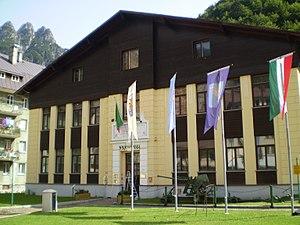 Cave del Predil - military museum