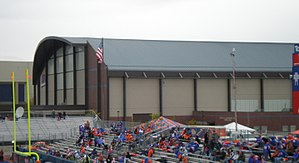 Albertsons Stadium - Caven-Williams Sports Complex