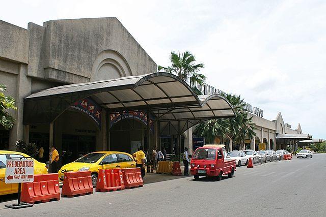 Aeropuerto Internacional de Mactán-Cebú