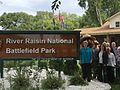 Celebrating the 100th anniversary of our National Parks at River Raisin National Park in Monroe. (29333482756).jpg