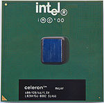 Celeron Coppermine 128 with 600MHz (FC-PGA package)