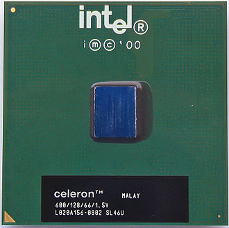 Celeron - Celeron Coppermine 128 600 MHz (FC-PGA package)
