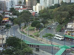 Centenário Avenue - Salvador, Brazil