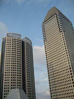 Centennial Tower and Millenia Tower 3.JPG