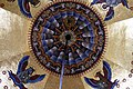 Center detail of the Dome's mosaic - Palatine Chapel - Aachen - Germany 2017 (2).jpg