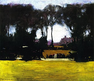 George Bellows - Image: Central Park George Wesley Bellows