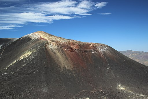 Cerro Negro volcano in Nicaragua places to visit in Nicaragua