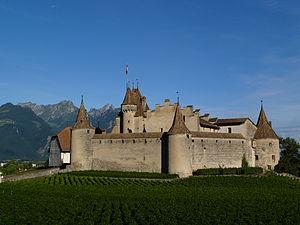 Aigle - Aigle Castle