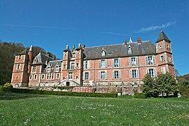 Hotel Finistere Dans Chateau Restaur Ef Bf Bde Avec Pigeonniers