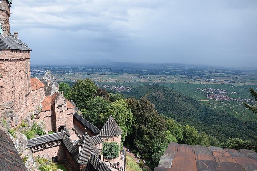 Château du Haut-Kœnigsbourg 125