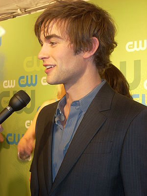Chace Crawford - Crawford at The CW's upfront Presentation, May 2009