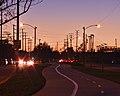 Chandler bike path evening burbank.jpg