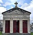 Chapelle Funéraire Familles Marinier Cimetière Ancien Vincennes 3.jpg