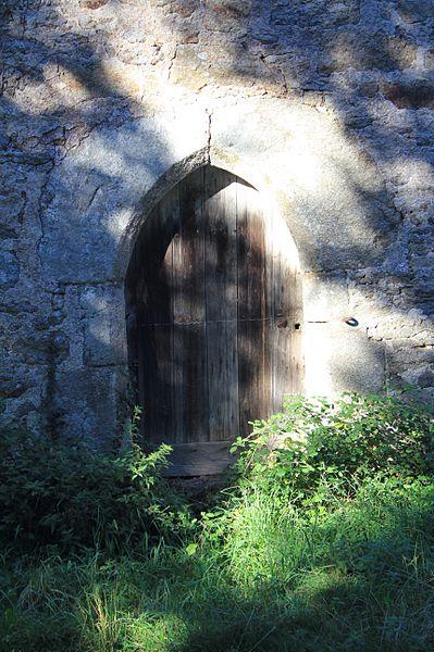 Chapelle Saint-Jacques (Brech), porte