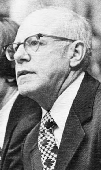 "Charles Ridl - Charles ""Buzz"" Ridl coaching Pitt in 1974"