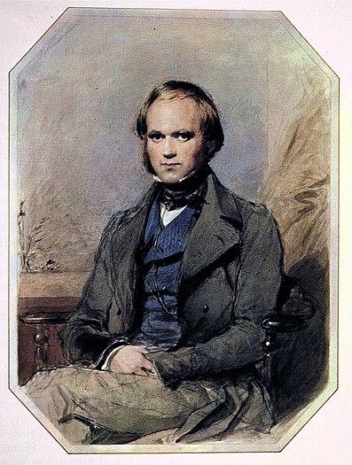 Archivo:Charles Darwin by G. Richmond.jpg