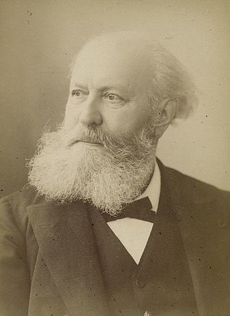 Charles Gounod - Gounod late in his career.
