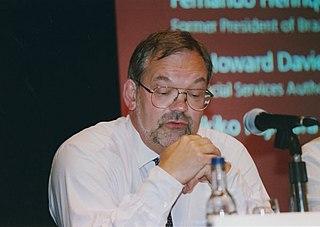 Charlie Bean (economist) British economist