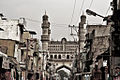 Charminar from Laad Bazaar, Hyderabad, India.jpg
