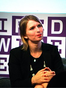 963eb21bb97c Chelsea Manning interviewed at Wired Next Festival 2018 in Milan