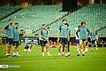 Chelsea players training before 2019 UEFA Europa League final 03.jpg