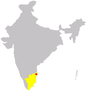 Chennai in India