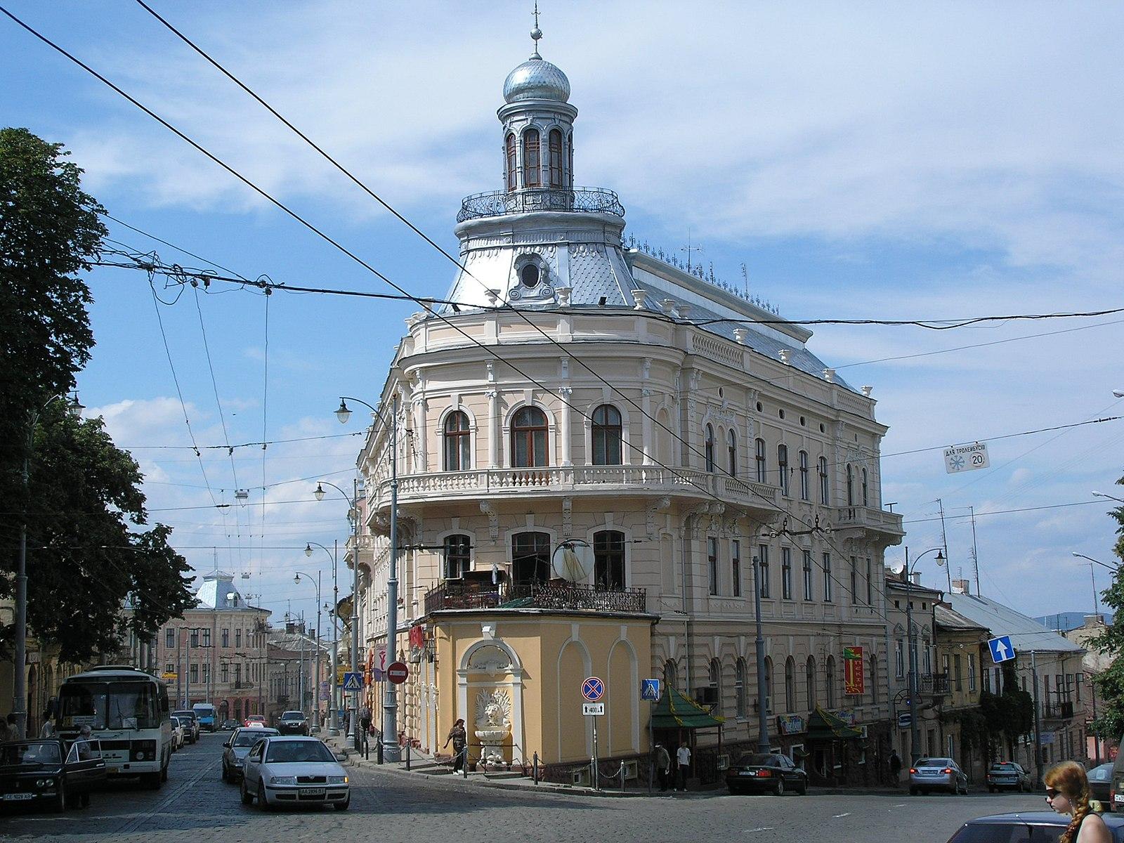 Черновцы — Википедия