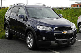 Image illustrative de l'article Chevrolet Captiva