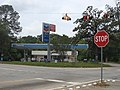 Chevron, Johnson Grocery, Quitman.JPG
