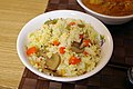 Chicken and vegitable spicy pilaf (2061725103).jpg