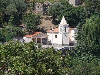 Roccaforte del Greco - Image: Chiesa ghorio