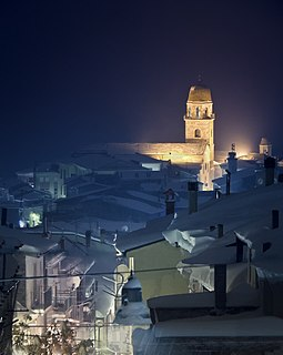 San Bartolomeo in Galdo Comune in Campania, Italy