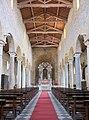 Chiesa San Sisto, Pisa, interno.JPG