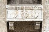 Chiesa di San Lorenzo a Vicenza - Facade - Monument to Perdono Repeta.jpg