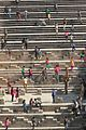 Children scramble up the Patan step well, Rani ki Vav (16214482599).jpg