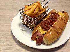 List of hot dogs - Wikipedia