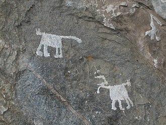 Malawi - Chongoni Rock Art Area.