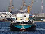 Chrida (ship, 1928) - ENI 06002786, Port of Antwerp pic1.JPG