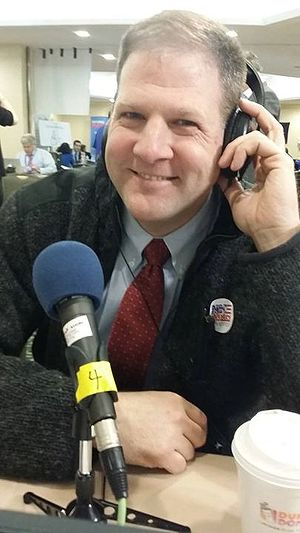 Chris Sununu - Sununu being interviewed on the Rich Girard radio program, February 2016
