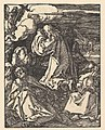 Christ on the Mount of Olives, from The Small Passion MET DP820428.jpg