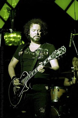 Christos Dantis - Christos Dantis performing at a concert 2011