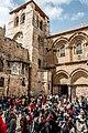 Church of Holy Sepulchre Jerusalem -18 (33400417421).jpg