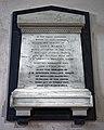 Church of St Andrew's, Boreham, Essex - Anna Maria and J. R. Spencer Phillips memorial.jpg