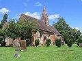 Church of St John the Baptist, Baginton (view NE) - geograph.org.uk - 481242.jpg