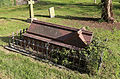 Church of St Mary, Stapleford Tawney, Essex, England - Smith tomb at the west, from the north-west.jpg