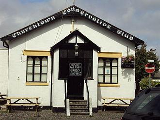 Churchtown, Merseyside - Churchtown Conservative Club